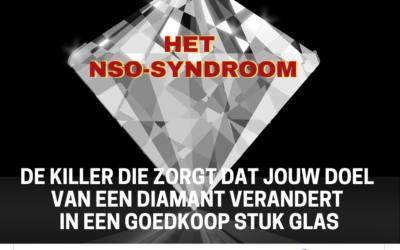Zorg dat je doel geen last heeft van het NSO-syndroom