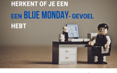 Hoe herken je een Blue Monday gevoel?