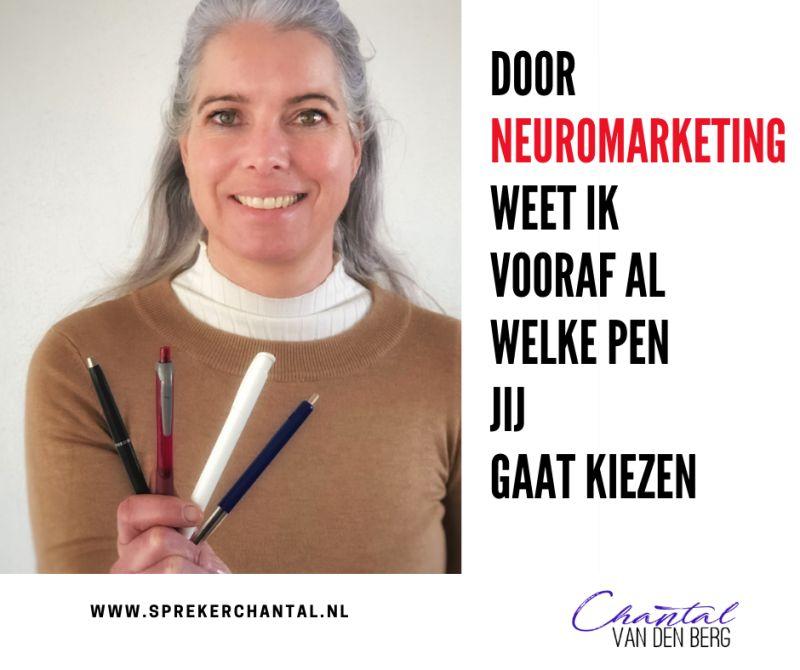 Hoe de keuze voor een pen er eens is die je vooraf kan sturen
